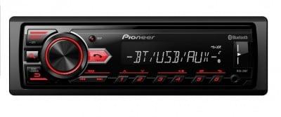 Pioneer MVH-29BT USB Плейър за Автомобил