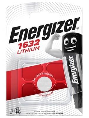 Литиева батерия CR1632 Energizer 3V