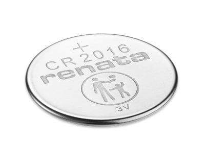 Литиева батерия CR2016 3V RENATA