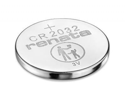 Литиева батерия CR2032 3V RENATA