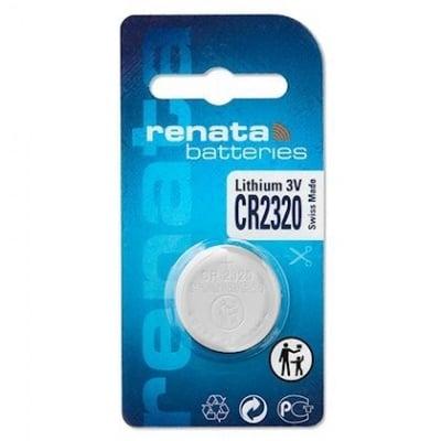 Литиева батерия CR2320 3V RENATA