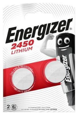 Литиева батерия CR2450 3V Energizer
