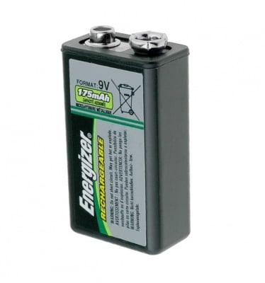 Батерия акумулаторна 9V 175mAh