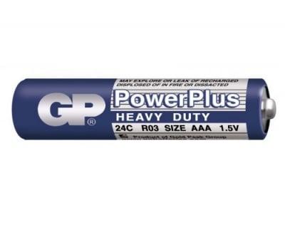 Батерия GP Power Plus 24C R03