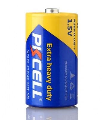 Батерия R20 D PKCELL