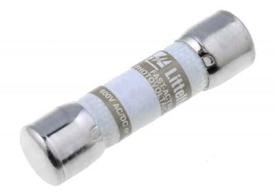 Предпазител керамичен 1A 600V 10,3x38mm