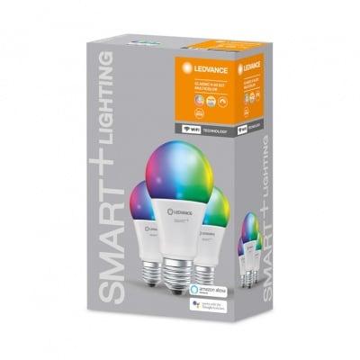 Крушка SMART WIFI RGB LED Osram, E27, 9W, 806 lm