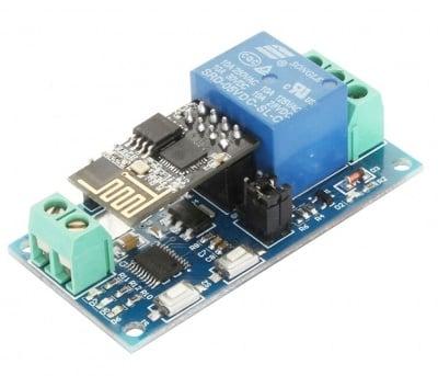 WIFI SMART реле 1 канал, DC 5V