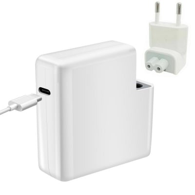 Зарядно за лаптоп 220V с USB Type C 5V-20V