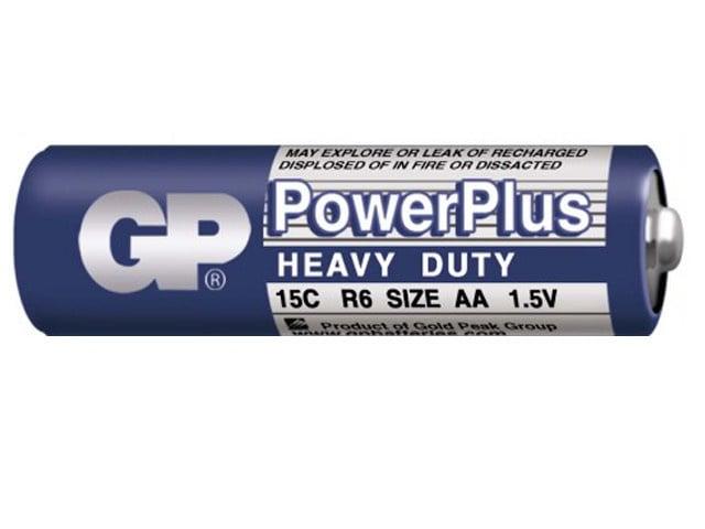 Батерия GP AA PowerPlus