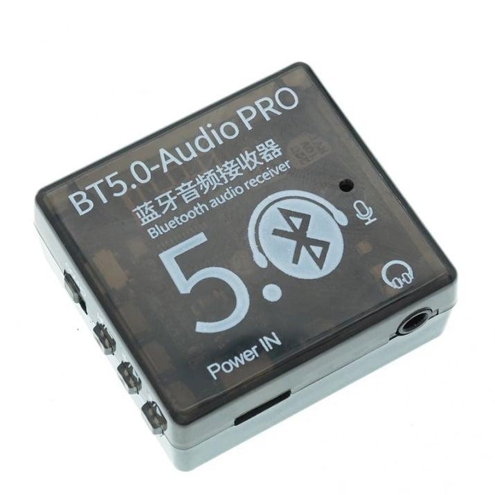 Bluetooth аудио приемник с микрофон - BT5.0 PRO