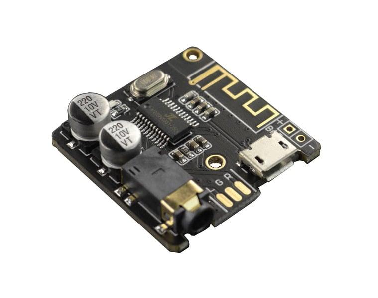Bluetooth аудио приемник 5.0 стерео за вграждане