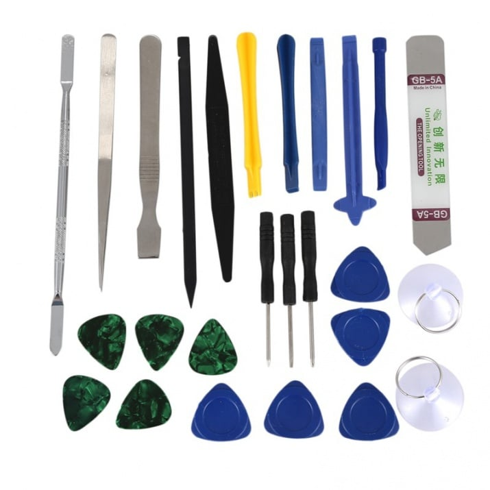 Комплект инструменти за ремонт на GSM и лаптоп 26 части