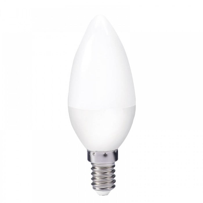 LED крушка 220V E14 7W 3000К LIGHTEX
