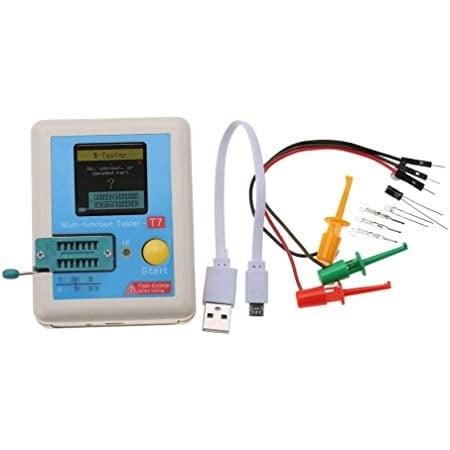 Тестер на електронни компоненти LCR-T7