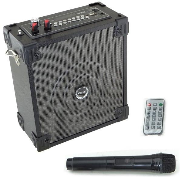 Радио тонколона USB/SD/MP3/Bluetooth MK-A2
