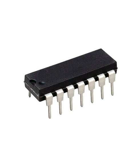 TL064 DIP14