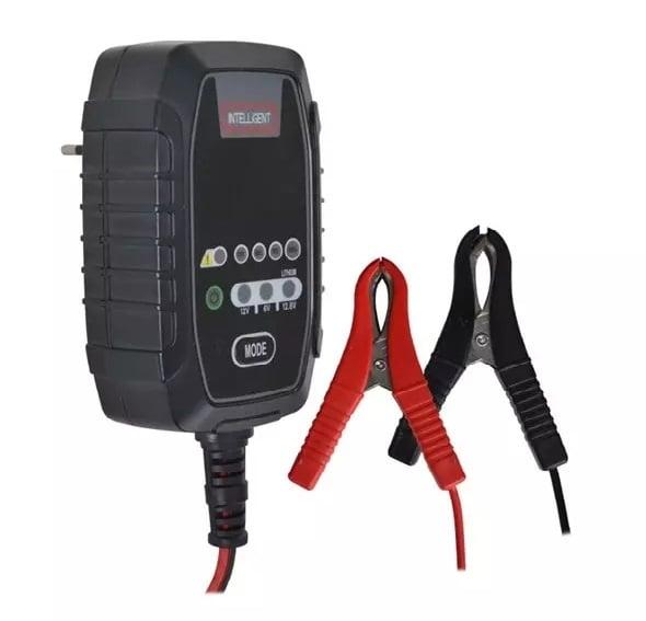 Зарядно устройство за батерии 6 и 12V до 30AH