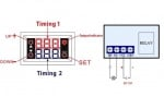 Реле за време мултифункционално 5V DC