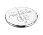 Литиева батерия CR2025 3V RENATA