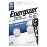 Литиева батерия CR1220 3V Energizer Ultimate