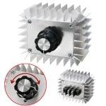 Регулатор 220VAC 5000W, SCR Voltage Regulator