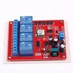 Смарт WiFi модул за безжично управление на електроуреди.